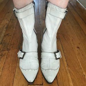 Vintage Italian booties